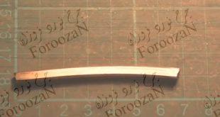 چرخ نورد زرگری اصفهان